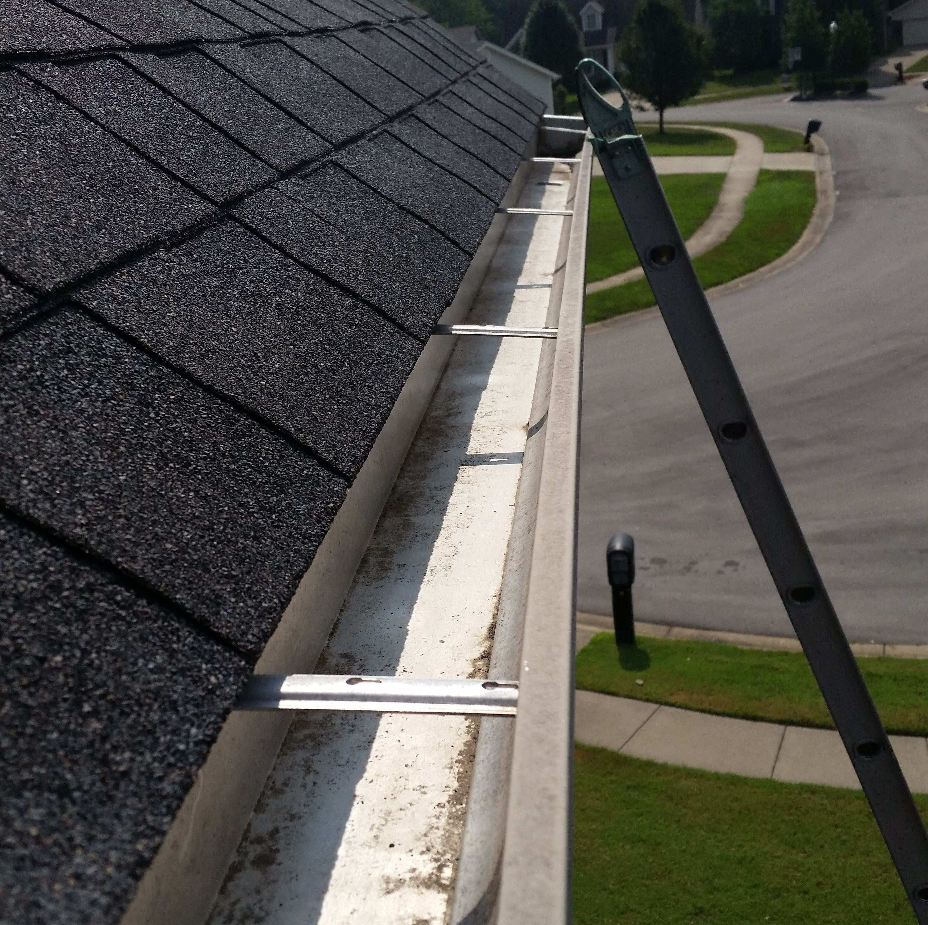 We Get Gutters Clean Let Us Take Care Of The Dirty Work