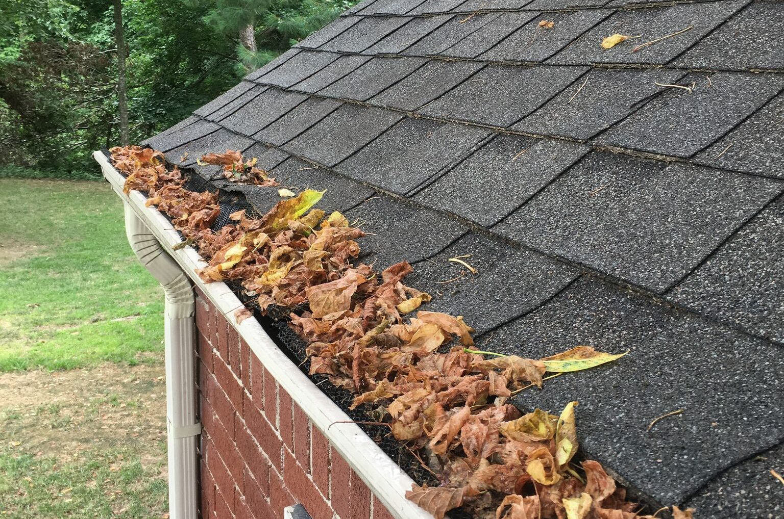 We Get Gutters Clean | Let Us Take Care of the Dirty Work For You!