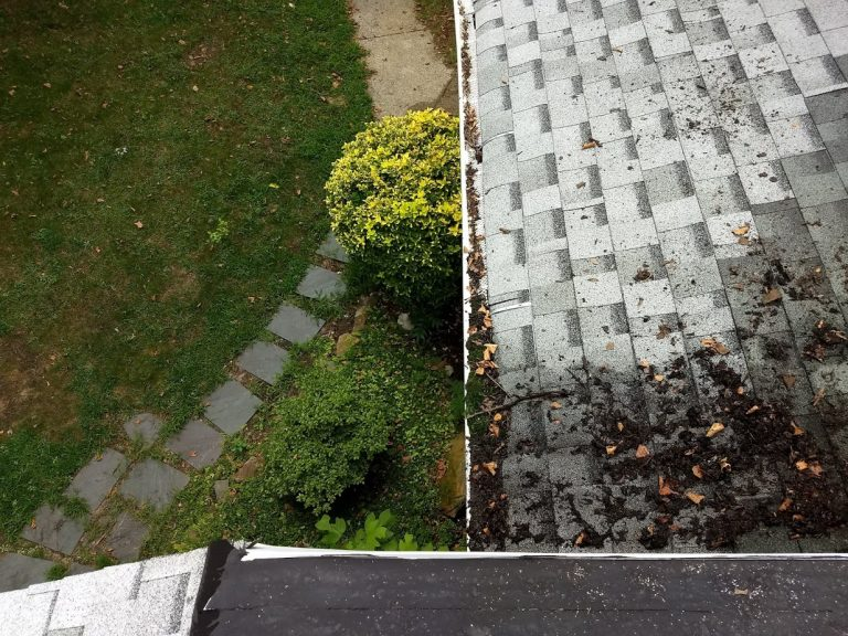 gutter cleaning providence